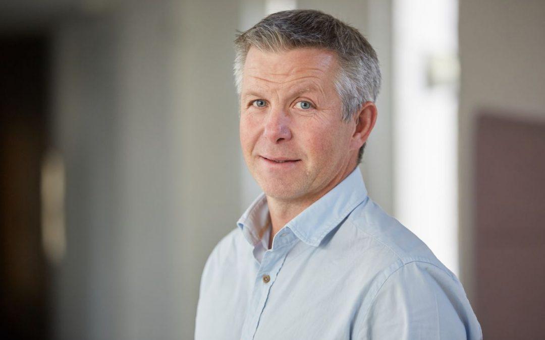 Håkan Hakeröd blir tillförordnad chef för Hercules