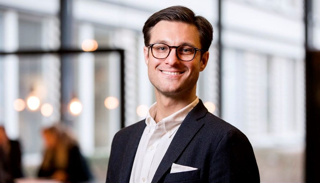 Christian Jöhncke har utsetts till ny vd för Hercules Trevi Foundations AB (HTF).