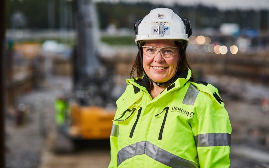 Intervju med Ulrika Sandahl – Hercules nya Sverigechef